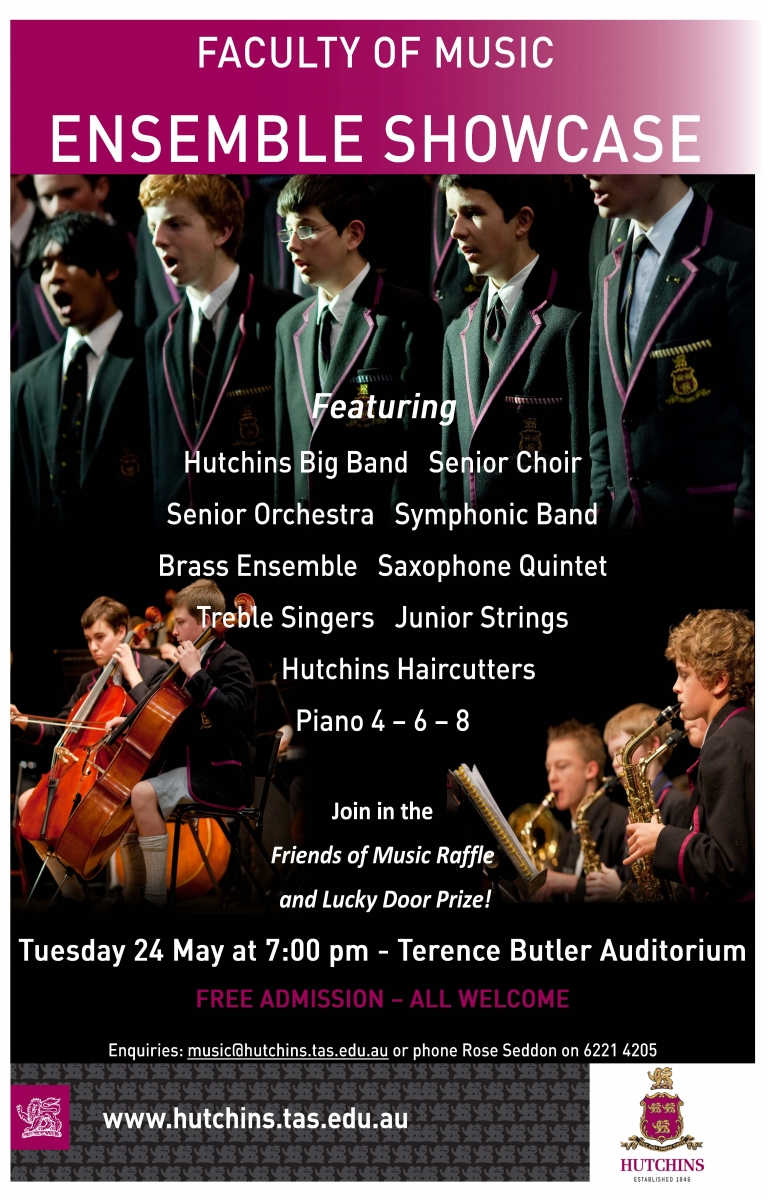 Hutchins Ensemble Showcase 2011