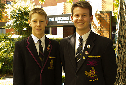 Hutchins Senior School Speech Night 2012