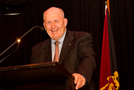2013 Webber Lecture Guest Speaker, General Peter Cosgrove