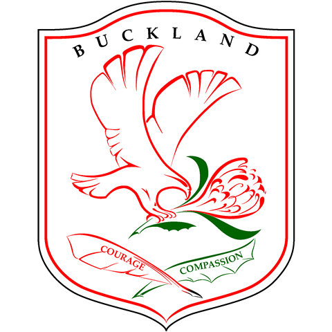 House system – Buckland logo