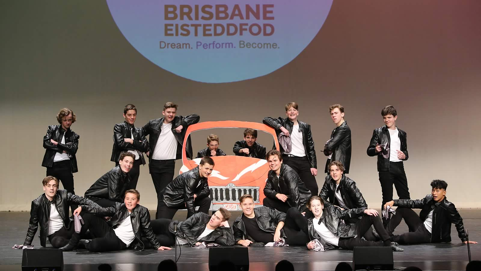Senior Dance Troupe at The Brisbane Eisteddfod 2019.