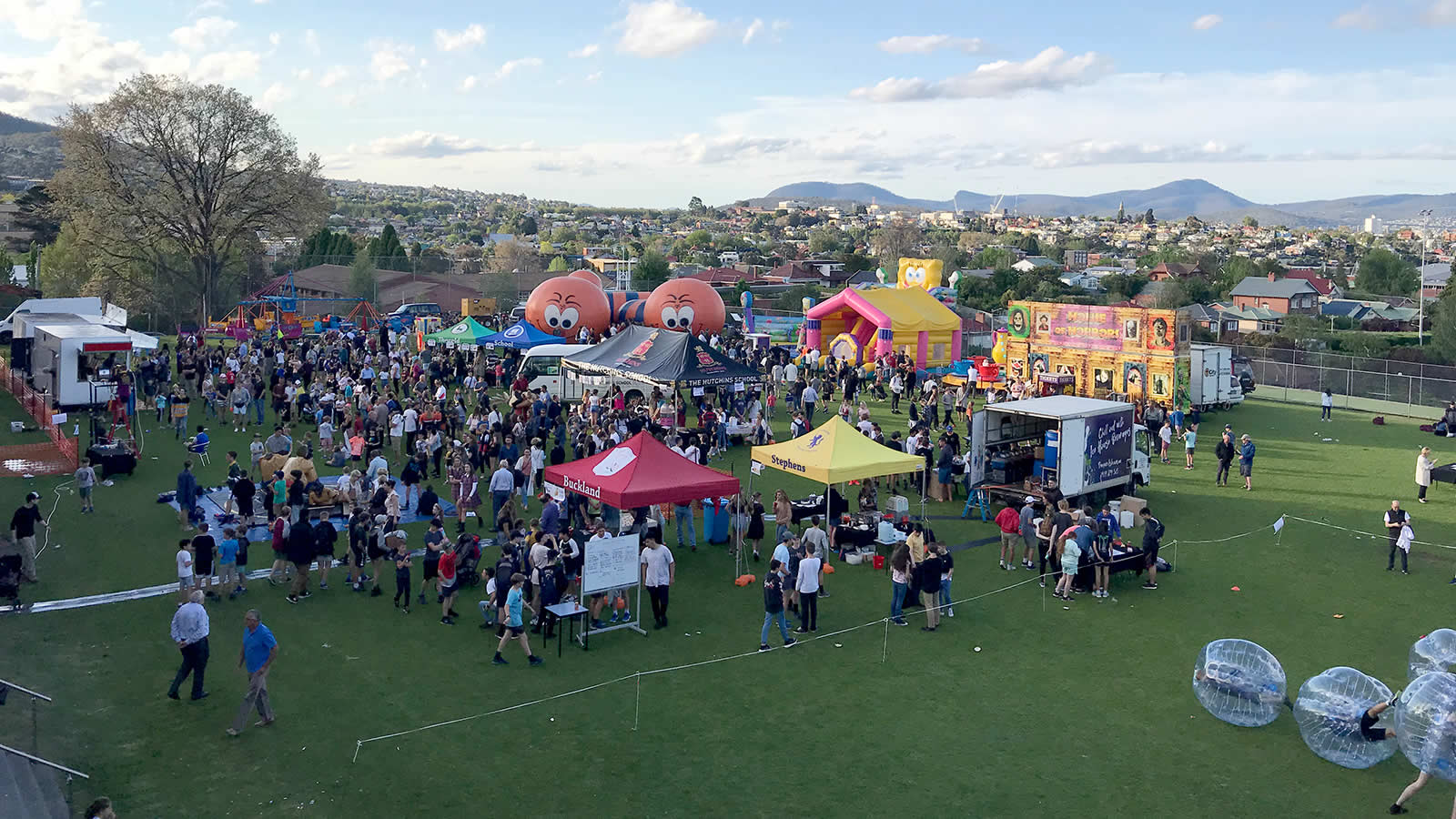 The Hutchins School Community Fair 2018