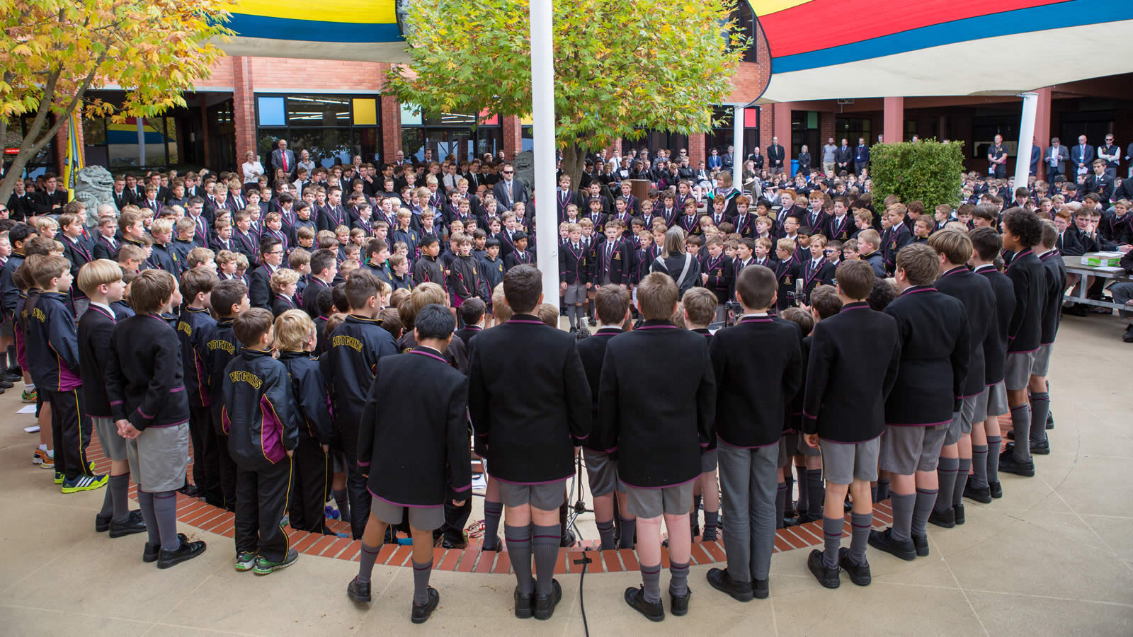 The Hutchins School ANZAC service (large)
