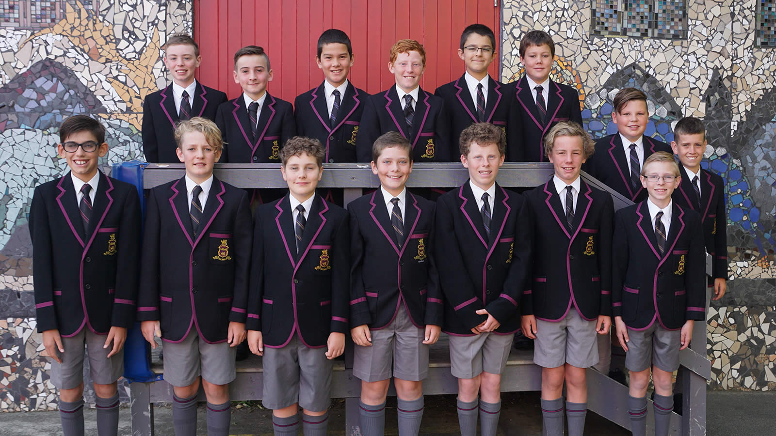 2018 Junior School Leaders