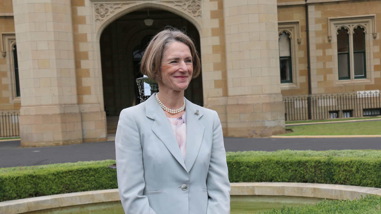 Her Excellency Professor the Honourable Kate Warner, AM, Governor of Tasmania (large)
