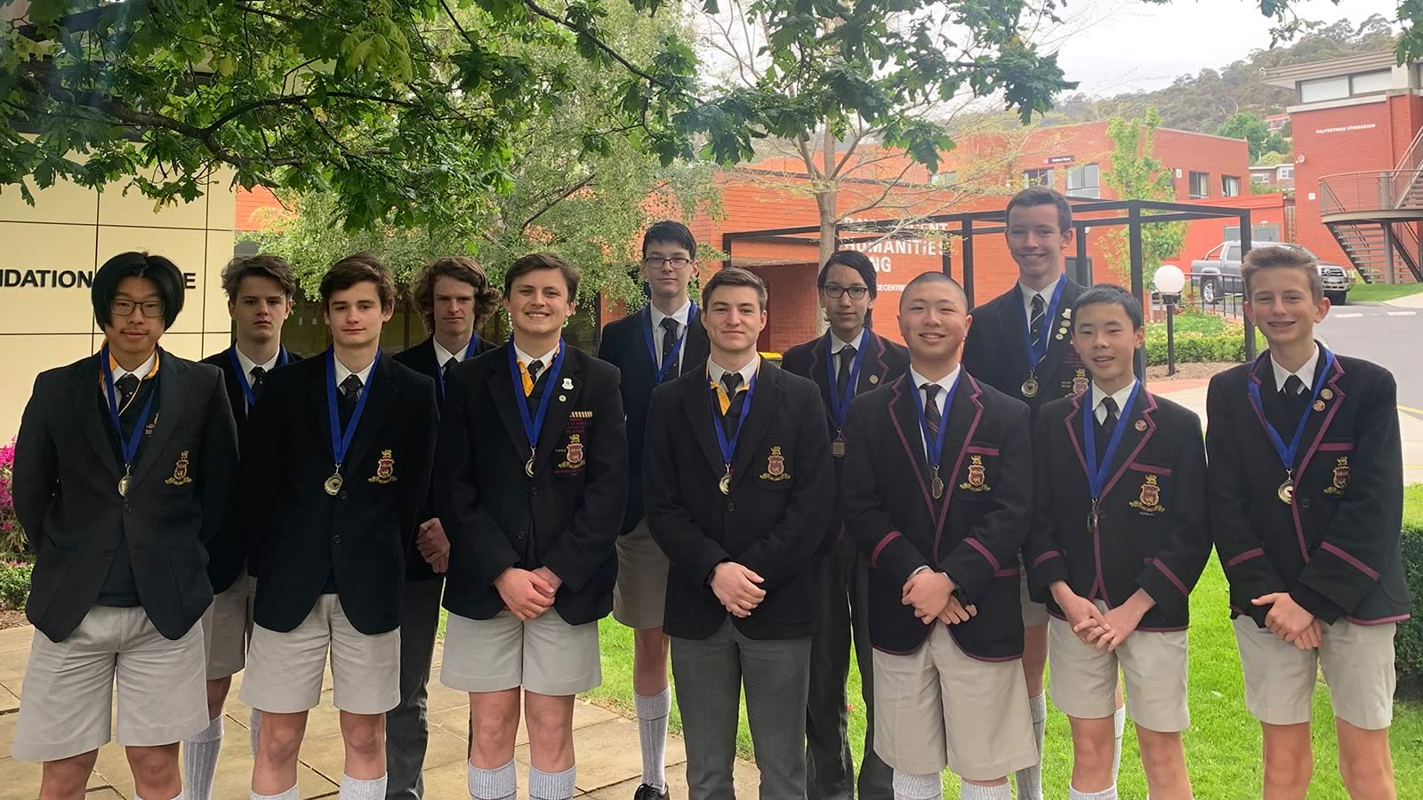 Tasmanian Maths Relay 2019 State Champions