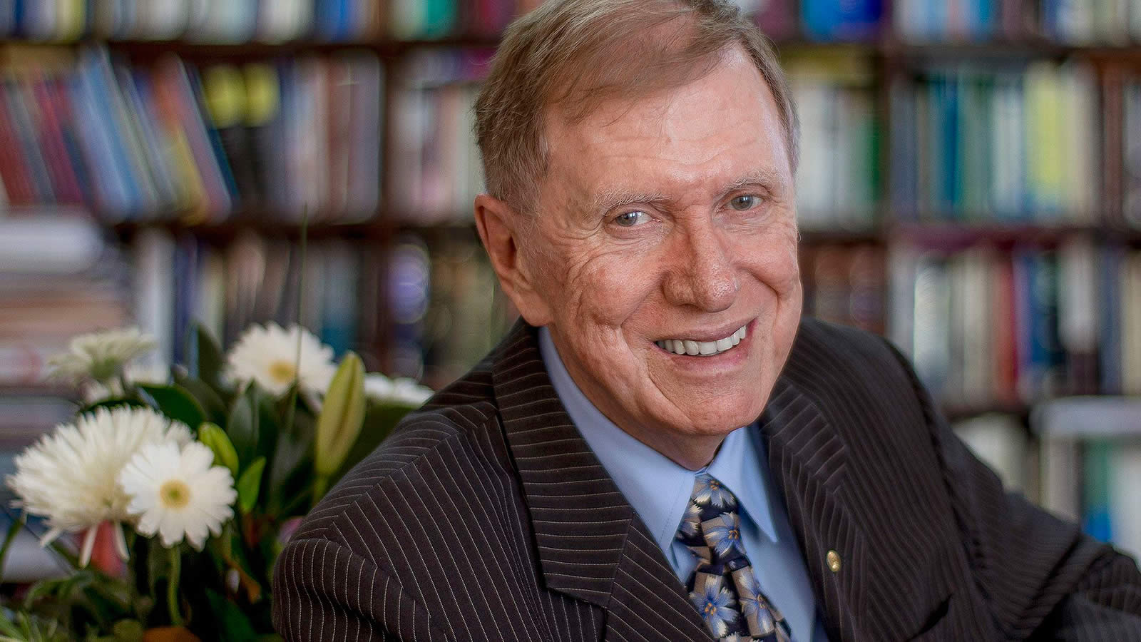 Webber Lecture 2018 guest speaker The Hon Michael Kirby AC CMG