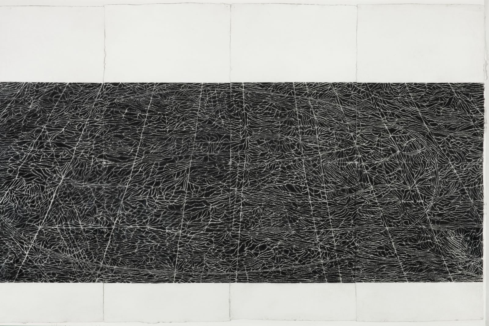 1997 Winner of The Hutchins Art Prize - Rod Stennard - Laseman's Sleep
