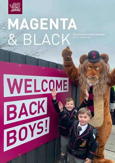 The Hutchins School Magenta & Black No.111 Winter 2020