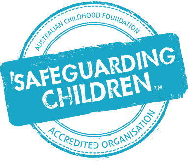 Safeguarding Children Accredited Organisation